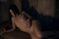 Katrina Law nude and fighting the cock