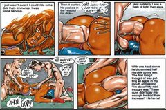 Slideshow: Giant Cock Hard Sex Comics