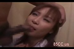 Mosaic: Nurse blowjob by patient