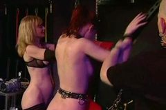 Justine Joli and Nina Hartley-Private Sessions 18