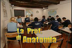 La prof. di Anatomia (full video)
