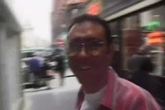 BRITISH :- SHOPPING WITH BEN DOVER -: ukmike video -
