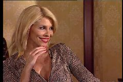 Milly D Abbraccio -hot blond mature