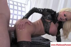 Nikita Von James fucks and sucks cock