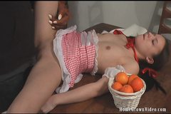 HomegrownVideos - Emily And Tom Fuck In Fancy Dress Outfits!