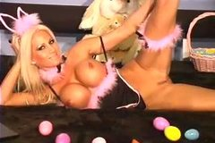 (no sound) Ashley Lawrence - Easter Bunny 2010