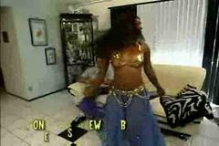 Indian Belly Dancer Jazmin