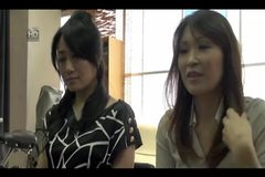 35yr old Lesbians Aoi and Reiko Love Pussy (Uncensored)