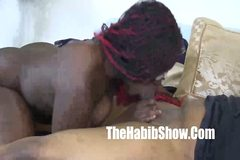 Amatuer Sex Tape by Hood COuple P3
