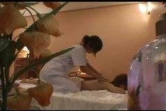 AV spa massage part 3