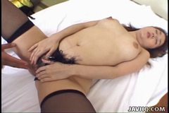 Naughty girl Yuri Terao has sex uncensored