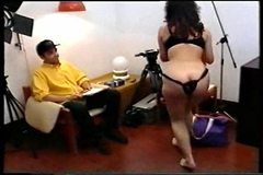 Gabriela is the ideal woman for a sex scene.
