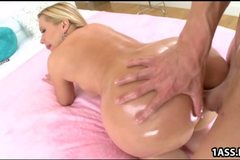 Katja Kassin ready for anal sex