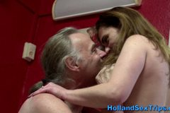 Mature dutch whore gets fucked