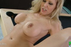 Hot Blonde Milf Gets Fucked In POV Scene