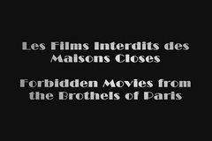 forbidden movies from the brothels of paris