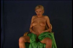 Jana Blonde Girl is Horny