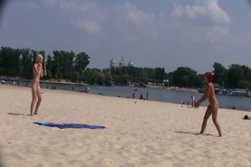 Hot teen nudists make this nude beach even hotter view on tnaflix.com tube online.