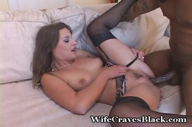 Sulty Babe Craves Black Cock