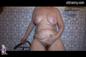 No Sound: Shower masturbation