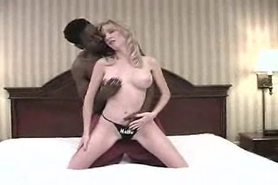 Slut Wife Holly Gets Creampied By BBC