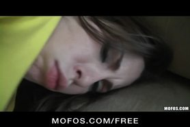 Mofos - Horny brunette Latina loves to suck and fuck her BF