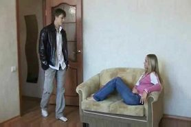 blonde russian teen fucked