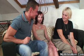 Interracial BBC superice my Cuckold Ex 1999 view on tnaflix.com tube online.