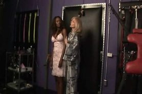 NINA HARTLEY with NYOMI BANXXX