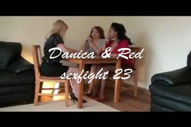 Red vs. Danica - Divine Lezzy Games