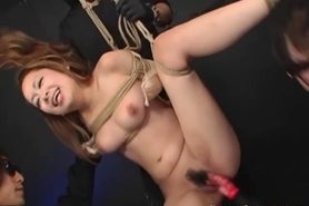 Japanese Sex Slave In Suspension Electro