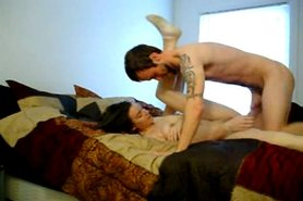 Amateur couple and some Nasty Doggie