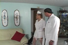 Tracy - Sexy Ebony Nurse