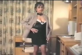 Sexy Indian MILF Secretary