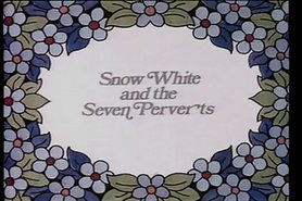 Snow White and the Seven Perverts (German) (Electric Blue)
