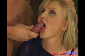 Mature Private Teacher MILF Deepthroat