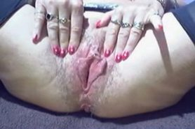 Piss, Cam ; Amateur webcam granny drink piss