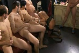 Ilse Dutch Gangbang