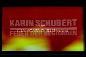 Karin Schubert in Feuer der Begierde - Full Movie