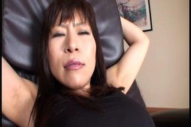 Massage Orgasm Sensitive Muscle Girl 2 (censored)