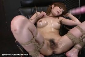 Japanese Bondage Sex - Extreme BDSM Punishment of Ayumi view on tnaflix.com tube online.