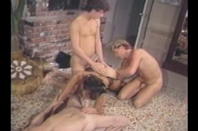Holiday for Angels 1987 orgy scene
