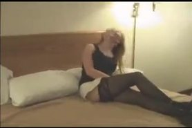 White Wife Used by 3 Black Bulls - Cuckold Amateur view on tnaflix.com tube online.
