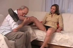 lucky grandpa ! view on tnaflix.com tube online.