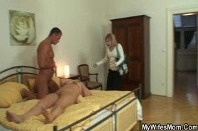 My wife is pissed off, I just fucked her mom view on tnaflix.com tube online.