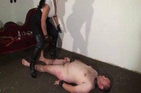 she make him obedient