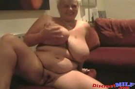 Huge Boobs Mature Woman