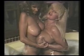 Candy Samples   Uschi Digard Big Breast Orgy view on tnaflix.com tube online.