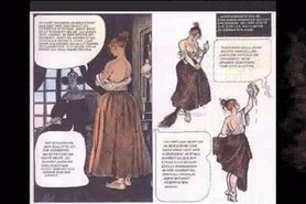 Vintage Breast Fetish Bondage Comic view on tnaflix.com tube online.