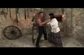 Spanked In the Dungeon view on tnaflix.com tube online.